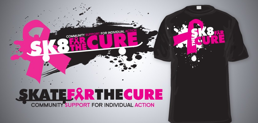 Skate For The Cure